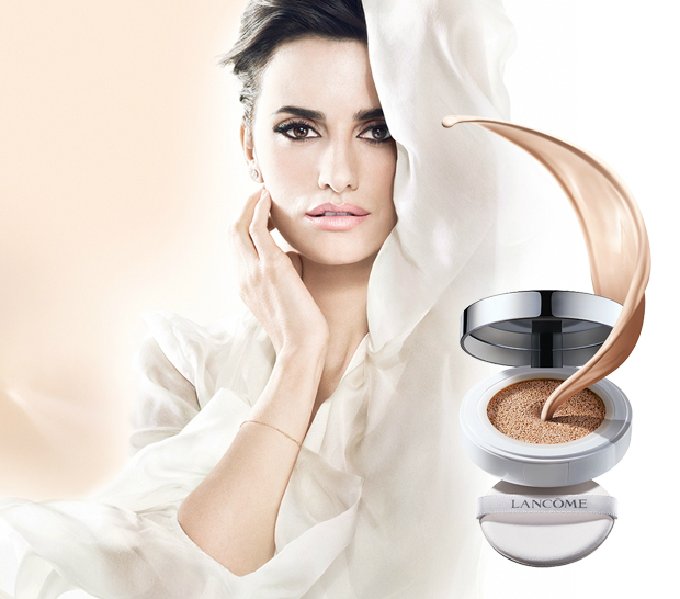 Nowy fluid Lancome – Miracle Cushion
